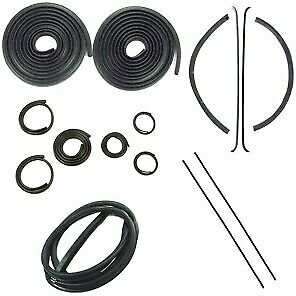 Precision Parts Weatherstrip Kit New For Chevy Chevrolet Truck Cwk 1110 47