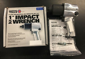 Matco Tools 1 2 Impact Wrench Mt1712 Display Model Free Shipping