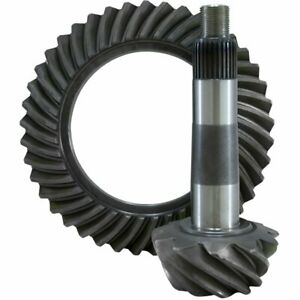 Yukon Gear Axle Ring And Pinion Rear New For Chevy Express Van Yg Gm12t 373