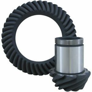 Yukon Gear Axle Ring And Pinion Rear New Chevy Chevrolet Yg Gmvc5 411