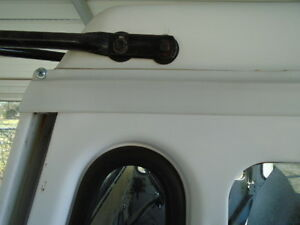 Postal Mail Jeep Dj5 Roller Cover Above Door Replacement