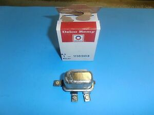1955 1956 Chevy Nos Overdrive Relay