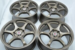 16 Wheels Rims Avenger Talon Camry Cl Tl Accord Is300 Tsx Caliber Legend 5x114 3