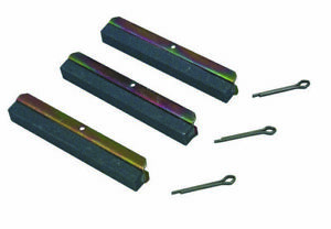 3 Replacement Hone Stones 320 Grit Lisle 23540 Moly