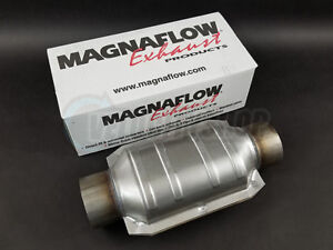 Magnaflow Catalytic Converter Universal Fit 3 In 13in Length 94109
