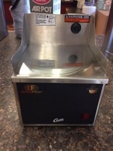 Curtis Gem 5if Intellifresh 1 5 Gallon Coffee Satellite Warmer