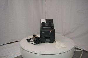 Star Micronics Tsp1000 Pos Thermal Printer W ac Adapter test Page