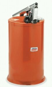 Lincoln 1275 Grease Pump With Container 40 Lb