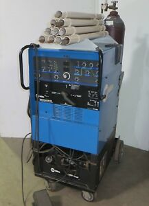 Miller Syncrowave 250 Dx Tig Welder Cc ac dc Power Source Very Clean Barely Used