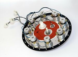 Ultrasonic Washing Plate With 8 Fujicera Transducers Piezoelectric Cleaning
