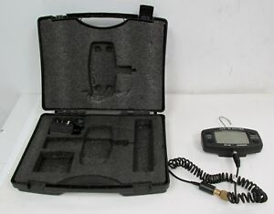 Jb Industries Dv 41 Supernova Digital Micron Gauge W case And Ac Adaptor Hvac