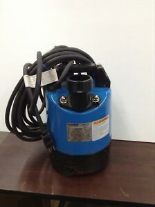 Tsurumi Lb 480a 62 2 Submersible Pump Auto Electric Water Sump Pumps Dewatering