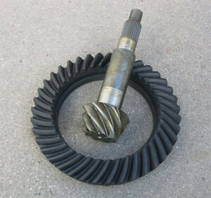 Gm 9 5 Chevy 14 bolt Ring Pinion Gears 5 13 Ratio New Chevrolet Rear