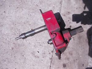 Farmall B Tractor Ih Pto Power Take Off Assembly W Input Drive Shaft