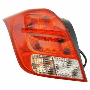 Rear Tail Light Lamp Assembly Driver Side Lh Lr For Chevrolet Trax New