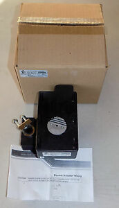 Tsi 800370 Fast Acting Electric Valve Actuator