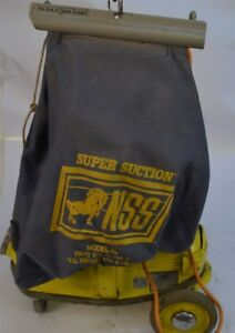 National Super Service Nss M 1 Pig Commercial Vacuum Cleaner Heavy Duty Bag
