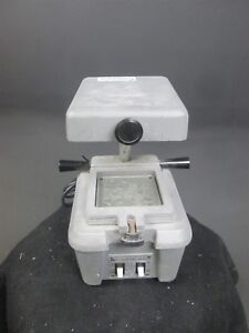 Patterson Vacformer Dental Vacuum Former For Mouth Guard Thermoforming