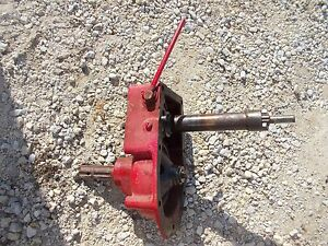 Farmall B Bn Tractor Ih Pto Power Take Off Assembly W Input Drive Shaft