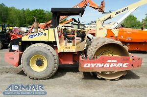 2005 Dynapac Ca250pd 84 Width Padfoot Roller