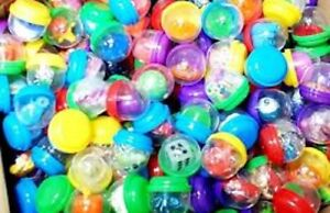 100 Two Inch Acorn Vending Capsules Toys Party Favors Great Price Quick Ship