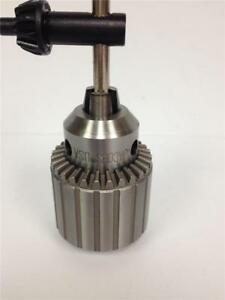 Quality Usa Jacobs Drill Chuck 33 K32 Key 5 64 1 2 Capacity 33jt Taper Mount