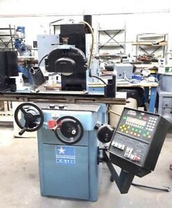 K o Lee 6 X 18 Automatic Precision 3 Axis Surface Grinder With 1000 Controller