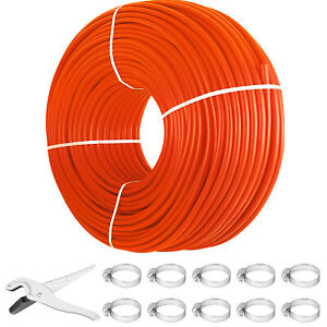 1 2 Pex Tubing 1000 o2 Oxygen Barrier Radiant Heating System pex Pipe