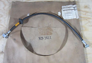 1980 1981 Amc Concord Spirit Amx Nos Automatic Manual Speedometer Cable