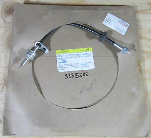1978 1982 Amc Gremlin Concord Spirit Manual Transmission Nos Speedometer Cable