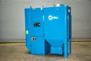 Used Miller Filtair 3000 Weld Fume Collector Hard To Find Welding Smoke