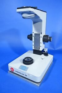 Leitz Laborlux 12 Microscope Base Stand