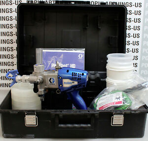 Unused Graco Proshot Hd 16h960 Cordless Airless Industrial Paint Sprayer