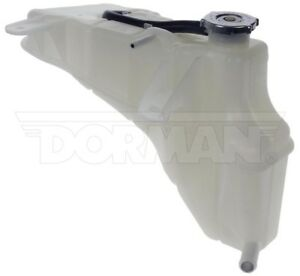 New Engine Radiator Coolant Overflow Bottle Tank Reservoir Dorman 603 056