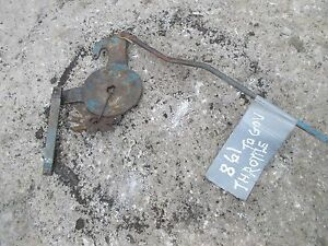 Ford 861 Tractor Original Thorottle To Governor Linkage Control Rod