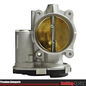Complete Throttle Body For 07 11 Buick Cadillac Cts Srx Camaro Chevy Gmc 3 0 3 6