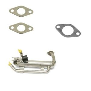 Volkswagen Jetta 2005 2006 Tdi Egr Cooler With Valve Gaskets Kit Top Quality