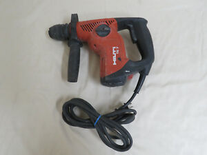 Hilti Te 7 Rotary Hammer Concrete Drill Demolition Electric 120v Free Shipping