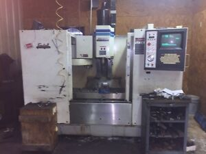Used Fadal Vmc 3016ht Cnc Vertical Mill 1996 88hs 30 16 20 10000 Rpm 21 Tools