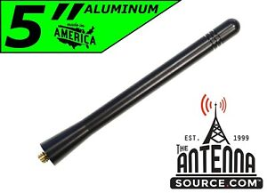 Short 5 Aluminum Antenna Mast Fits 2008 2018 Ford Focus