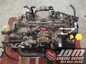 02 05 Subaru Outback 2 0l Sohc 4 Cylinder Replacement Engine Jdm Ej203
