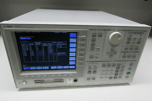 Agilent Hp 4155c Semiconductor Parameter Analyzer W 16442a