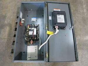 Kohler 225 Amp Automatic Transfer Switch 480v Kct amta 0225s 4 Wire Ats Gm22575