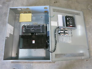Thomson 800 Amp Transfer Switch Automatic 600v Ts 873a0800a1ay3akkaa 3ph Ats