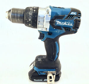 Makita Xph07 18v 1 2 Lxt Cordless Brushless Hammer Drill With Battery