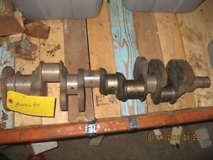 Crankshaft 1953 1959 Buick Chevy Truck Canadian Gmc 264 322 Engine 1342999