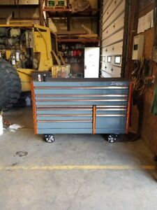 Snap On Tool Box Epiq Series Toolbox 68 Limited Edition Storm Gray Snap on