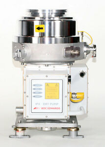 Boc Edwards Ipx500a Dry Vacuum Pump