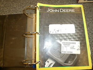 John Deere 9520 9420 9320 9220 9120 4wd Tractor Parts Catalog Manual Pc2852