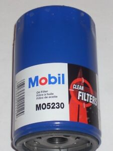 Mobil Oil Filter Mo5230 Fits Fl2005 Ph8316 L25230 V5230 Ph2005 51315 Lf483